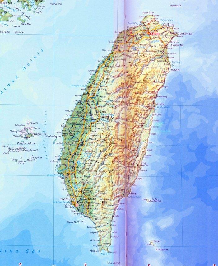 taiwan-province-map