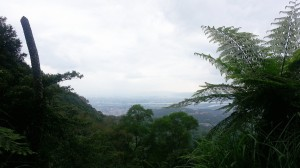 View of Taipei from Yangming Park