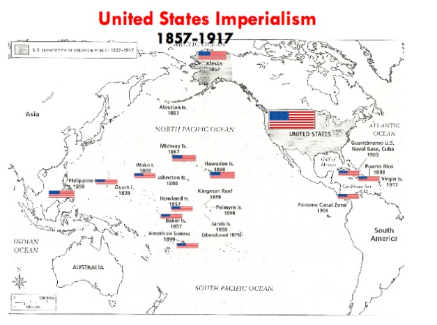 Imperialism+Map