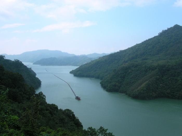 Taiwan_ShihMan_Reservoir
